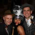 Swingband Jubilee Jumpers mit Piet Klinger Und Carilyne Pirulli Kameha Suite Swingparty Frankfurt