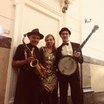 Trio Walking Band